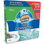 Inexpensive Scrubbing Bubbles Toilet Cleaning Gel at Target